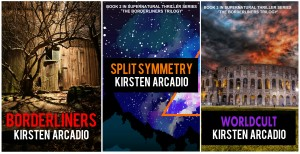 The Borderliners Trilogy