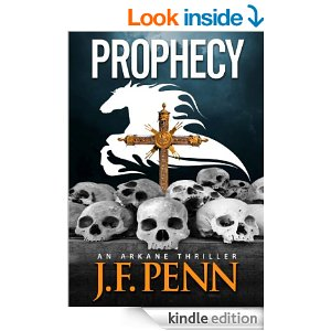 prophecy by J F Penn